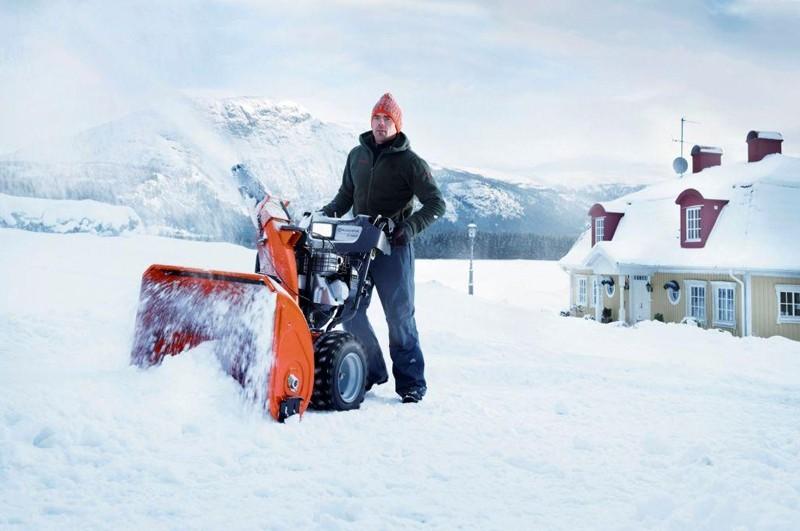 10 лучших снегоуборщиков